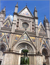 Architecture of Orvieto